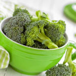Preserving the health benefits of broccoli in cooking