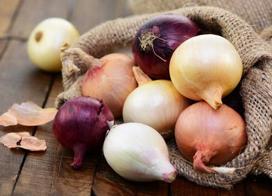 Onion health benefits and therapeutic value