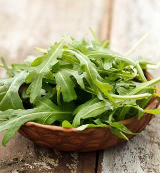 Arugula, easy-growing greens for mixed salads