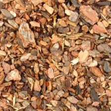 Maritime pine bark, an excellent mulch