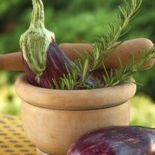 Eggplant health benefits and therapeutic value