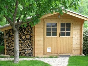 Garden shed, the perfect solution for tools
