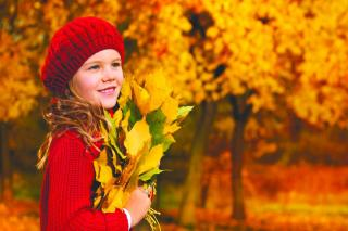 How to make a child like gardening and nature