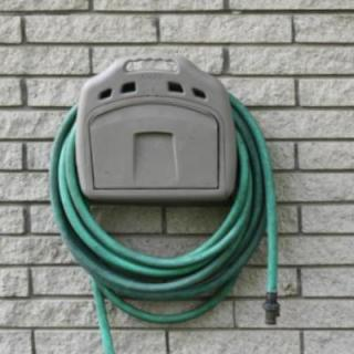 New garden hose carrying stand