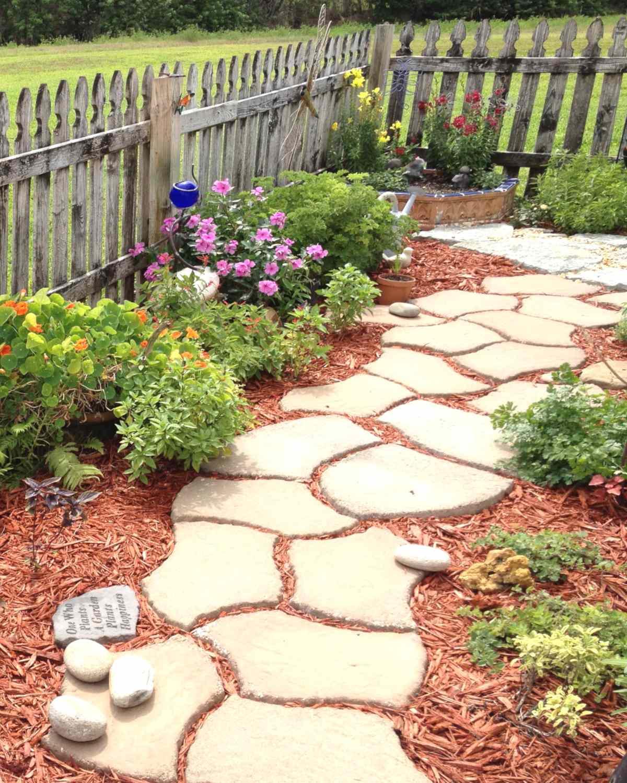 Pathway to organic gardening